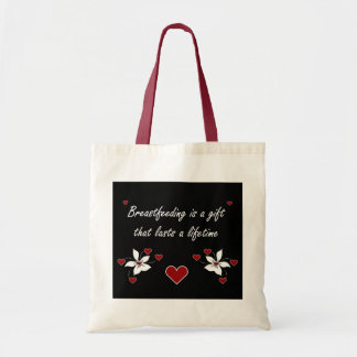 Breastfeeding is a Gift Tote Bag