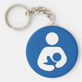 Breastfeeding keychain #2