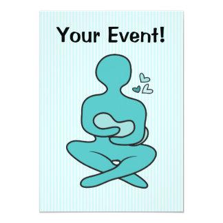Breastfeeding Mother & Baby Card