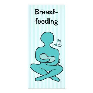 Breastfeeding Mother & Baby Rack Cards
