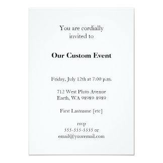 Breastfeeding / Nursing Icon 5x7 Paper Invitation Card