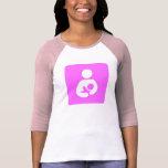 Breastfeeding / Nursing Icon Shirts
