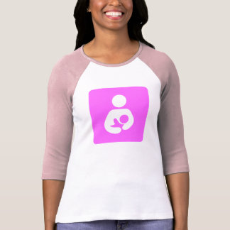 Breastfeeding / Nursing Icon T-Shirt