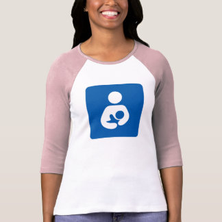 Breastfeeding / Nursing Icon T Shirt