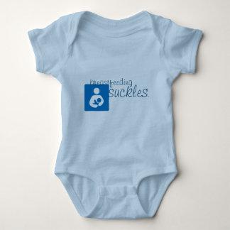 Breastfeeding Suckles Baby Bodysuit