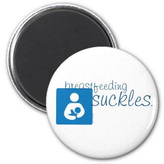 Breastfeeding Suckles Magnet