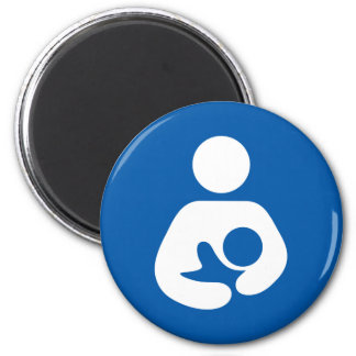 Breastfeeding Symbol Magnet