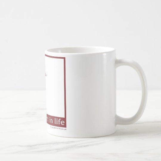 Breastfeeding - the best start in life coffee mug