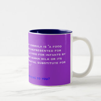 Breastfeeding vs. Formula Mugs