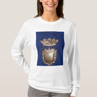Breastplate or Shield for Torah Scroll T-Shirt