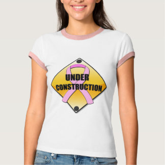 Breasts Under Construction ($24.95) T Shirt