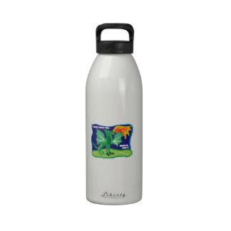Breath Mints Water Bottles