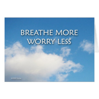 Breath More Card