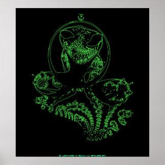 Breath of Consciousness ver. 5 Print