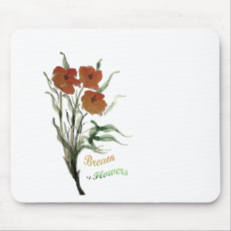 Breath of Flowers Mouse Pad