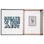 Breath Of Fresh Air iPad Cases