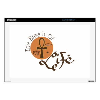 Breath of Life Decals For Laptops