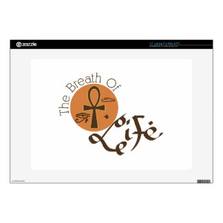 """Breath of Life Skin For 15"""" Laptop"""