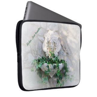 Breath Of Life Slim LapTop Case Computer Sleeve