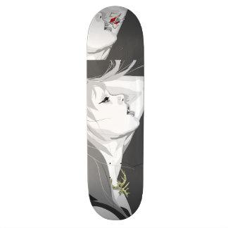 breath skateboard deck
