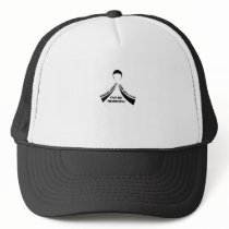 Breath Strong Live Long Lung Cancer Awareness Trucker Hat