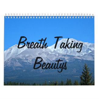 Breath taking Beauty's Calendar