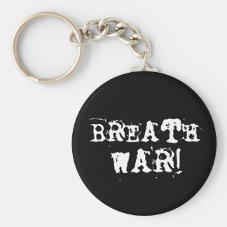 Breath War Key Chain