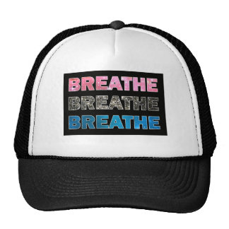 Breathe 002 trucker hat