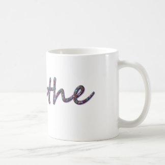 Breathe Coffee Mug