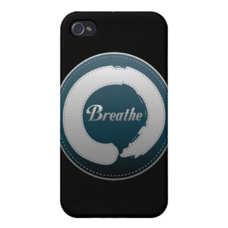 Breathe Enso Stitch iPhone 4 Covers