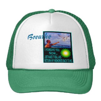 Breathe Forgiveness Series Trucker Hat