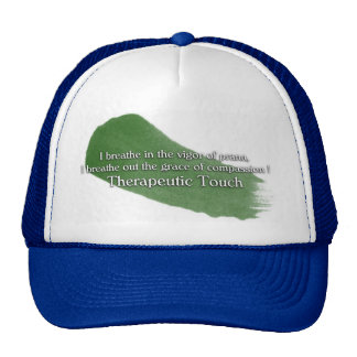 Breathe In, Breathe Out Trucker Hat