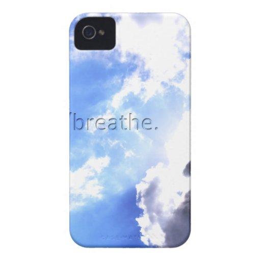 //breathe. iPhone 4/4S Case
