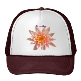 Breathe Lotus Baseball Cap
