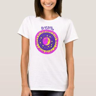 Breathe Mandala Tee Shirt