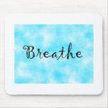 Breathe-mousepad