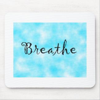 Breathe-mousepad Mouse Pad