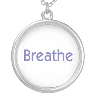 Breathe Necklace necklace
