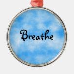 Breathe-ornament