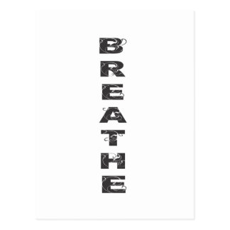Breathe Post Cards