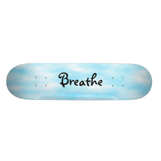 Breathe-skateboard Skateboard Deck