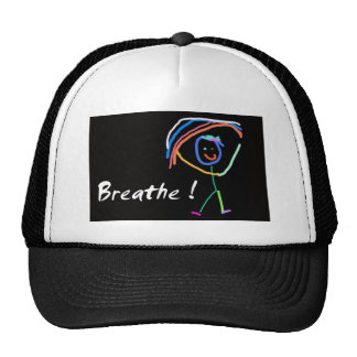 Breathe! Trucker Hat