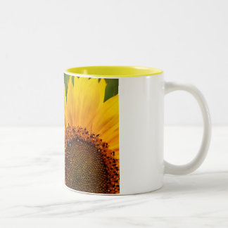 Breathe Two-Tone Coffee Mug