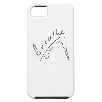 breathe yoga iPhone SE/5/5s case