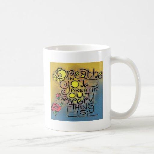 BREATHEa.jpg Mugs