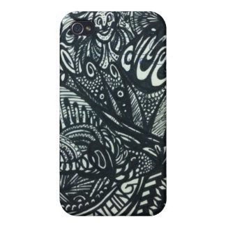 Breathing iPhone 4 Cover