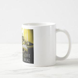 Breathing Life International Classic White Coffee Mug