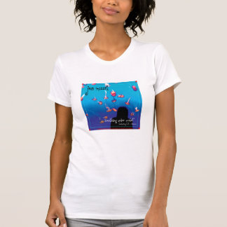Breathing Under Water color T-Shirt