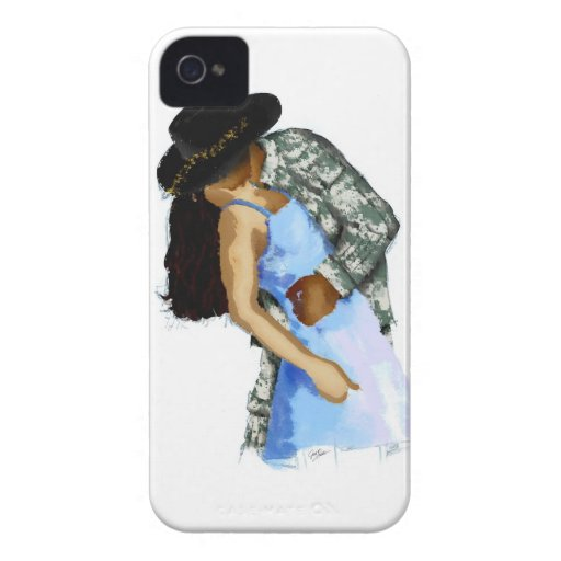 Breathless- A soldier to his Girl iPhone 4 Cover