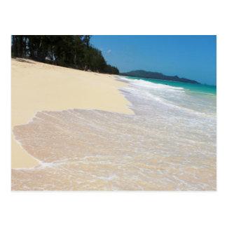 Breathtaking Beach II Postcard